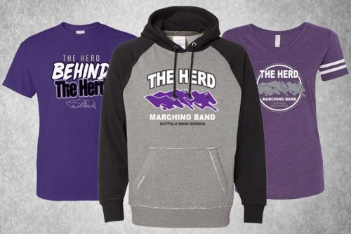 Marching Band Apparel